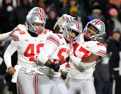Bowl projections: Ohio State retains spot in College Football Playoff field after loss