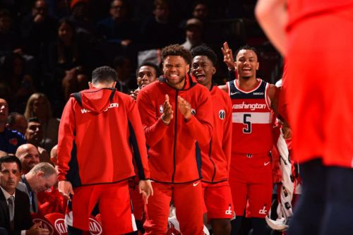 Wizards Waive Justin Anderson, Two Others