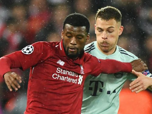 Liverpool 0 Bayern Munich 0: Forwards fail to fire in Anfield stalemate