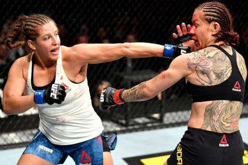 Felicia Spencer can leave UFC 250 a legend with Amanda Nunes shocker