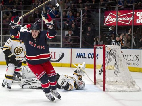 Rangers, Dubinsky agree to four more years