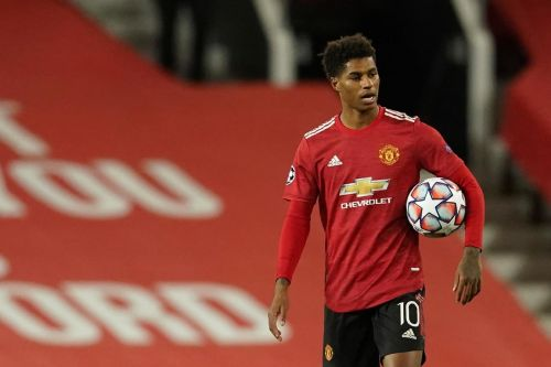 Rashford's hat trick leads Man Utd to 5-0 win over Leipzig