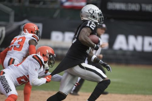 Oakland Raiders WR Martavis Bryant suspended again for drug use