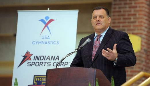 Ex-USA Gymnastics boss Steve Penny approached FBI agent about Olympic security job
