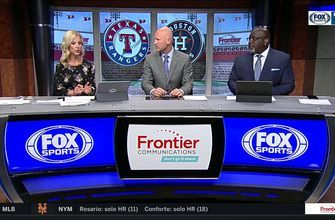 Lance Lynn dominates with 12 strikeouts, Rangers fall to Astros 5-2 | Rangers Live