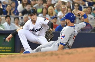 Isaac Galloway makes mark in Marlins season debut as Miami is shutout 4-0 by Chicago