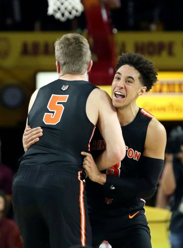 Princeton's Cannady suspended after swinging at campus cop