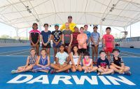 Darwin International Tennis Centre opening a hit with fans
