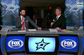 Stars get a wild win behind 2nd-period comeback | Stars Live