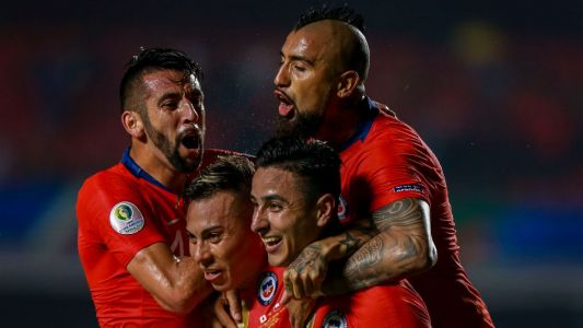 Lopsided Chile win masks major issues for ageing 'golden generation'