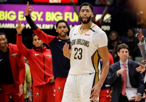 Secret to his success? Pelicans' David Griffin struck quickly with Anthony Davis trade