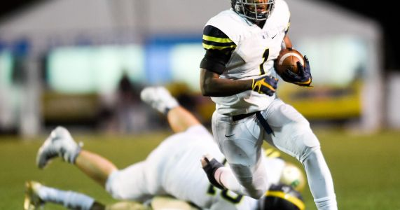 Lausanne's Eric Gray, a Michigan football commitment, sets lofty goals for senior season