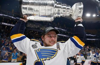 Blues will take best shot from every team in a tough Western Conference