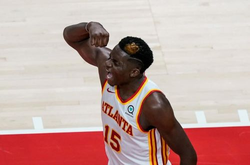Young, Capela power Hawks past Pacers, 129-117