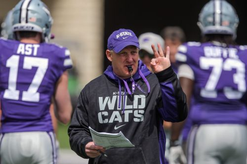 K-State's Skylar Thompson emerges from football doldrums