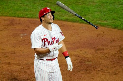 J.T. Realmuto 'not keen' on New York as MLB free agency begins