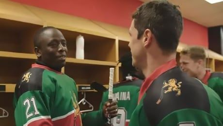 Kenyan hockey stars say viral video, featuring Crosby, MacKinnon, transforming sport at home