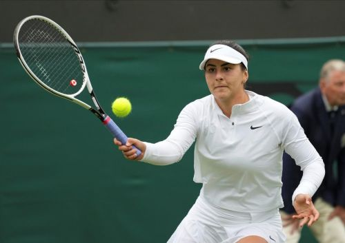 Andreescu learning from 2021 disappointment, hoping to bounce back on hardcourt