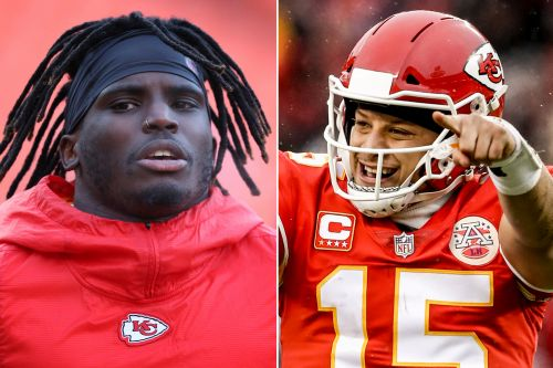 Tyreek Hill once thought Patrick Mahomes was 'trash'
