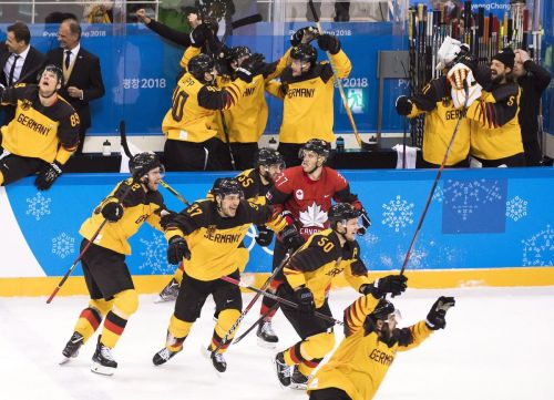 Canada's Olympic hockey team of non-NHLers reflect on experience a year later