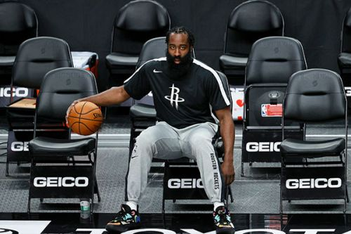 James Harden trade grades: Rockets send star to Nets in four-team deal involving Pacers and Cavs, reports say