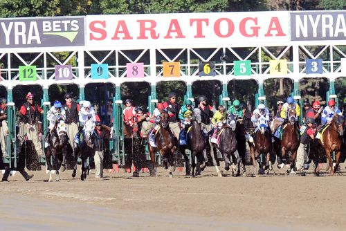 Fox is moving in on NBC territory: horse racing
