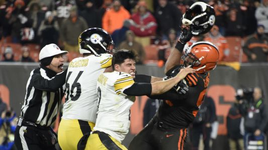 Baker Mayfield condemns Myles Garrett's 'inexcusable' fight with Mason Rudolph