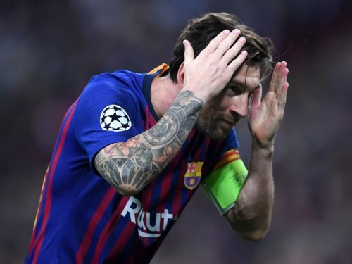 'Lion Messi can tear your head off' - Barcelona boss Valverde warned against upsetting star player
