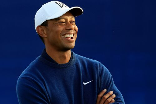 Tiger Woods set for first shot to pass golf's other major record