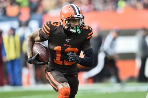 Opinion: Talent-starved for two decades, Browns must try to make it work with Odell Beckham Jr