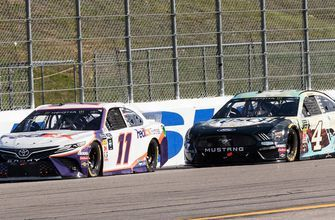 Next Level: Denny Hamlin versus Kevin Harvick at New Hampshire