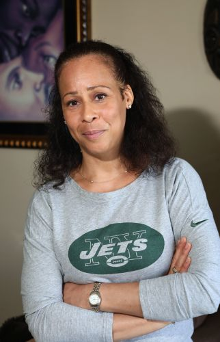 NY Jets' first female coach on surviving rape and seeking to inspire