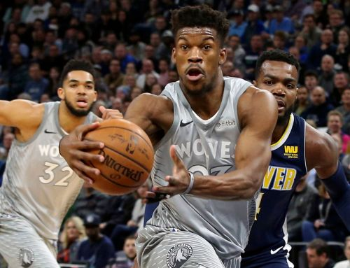 Butler to join Wolves in opener at Spurs, despite asking out