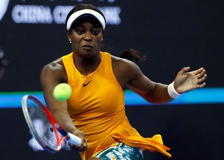 Former U.S. Open champ Stephens qualifies for first WTA finals