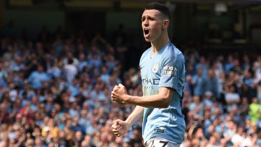 Manchester City one of best teams ever if they defend title - Foden