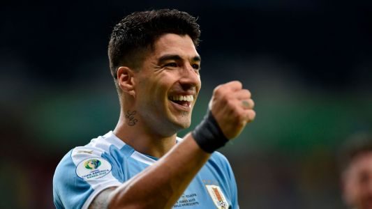 Uruguay send message to Copa America rivals