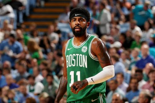 'Best Thing I've Done': Kyrie Irving Relishes Forcing Trade to Celtics