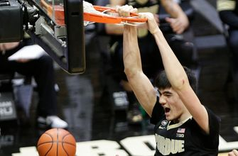Zach Edey sparks No. 23 Purdue with 20 points off the bench to defeat Indiana