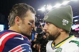 'Tom Brady faces a big challenge going up against an undefeated Aaron Rodgers,' Dave Wannstedt