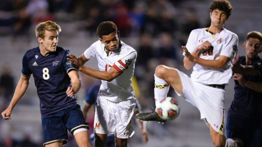 Maryland beats Akron to win men's soccer title