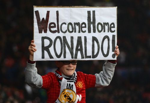 Return of a hungry Ronaldo worrying for Manchester United