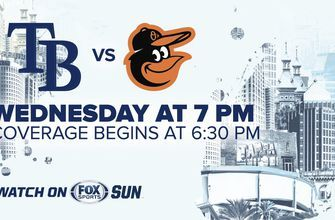 Preview: Rays take aim at 3rd straight win as series vs. Orioles continues