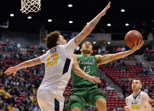 Marshall Thundering Herd vs. Charleston Cougars - 11/19/19 College Basketball Pick, Odds, and Prediction