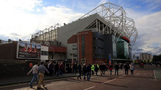 More than £300m wiped off Man United value