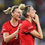 Anja Mittag of Germany reacts