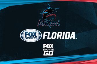FOX Sports Florida to televise 6 Miami Marlins spring training games