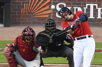 Braves give Duvall 1st start in Game 5 against Cardinals