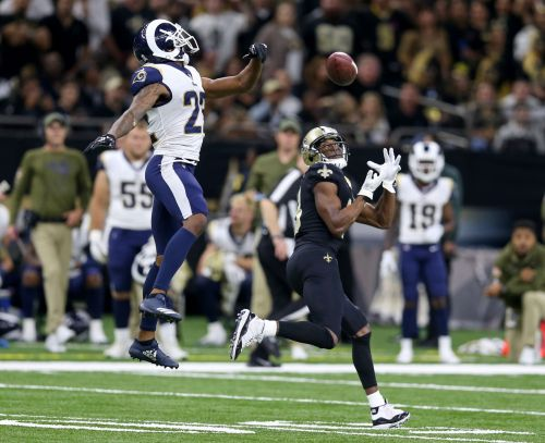 Opinion: Saints sank Rams' perfect record. Now Los Angeles seeks ultimate revenge in NFC title game