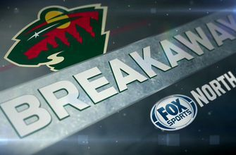 Wild Breakaway: Offense 'snakebit' vs. Sharks