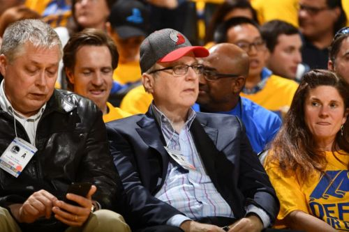 Paul Allen, Blazers Owner and Microsoft Co-Founder, Dead at 65